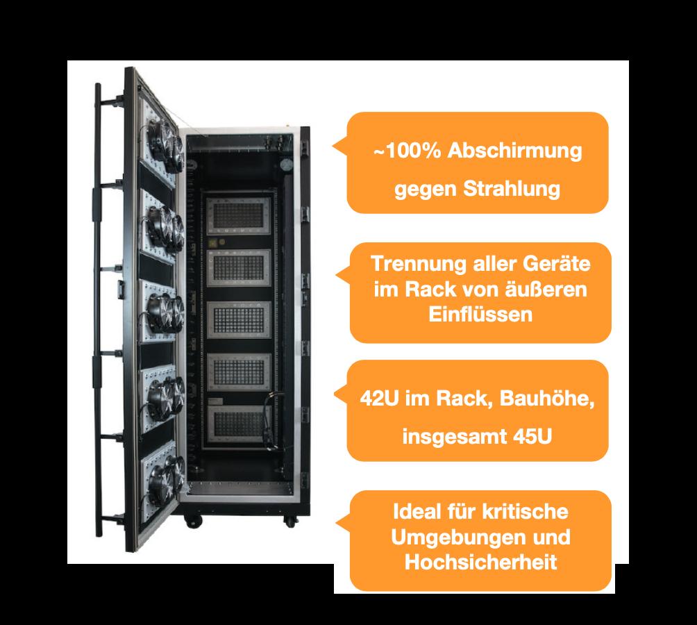 DefenseShield Serverschrank